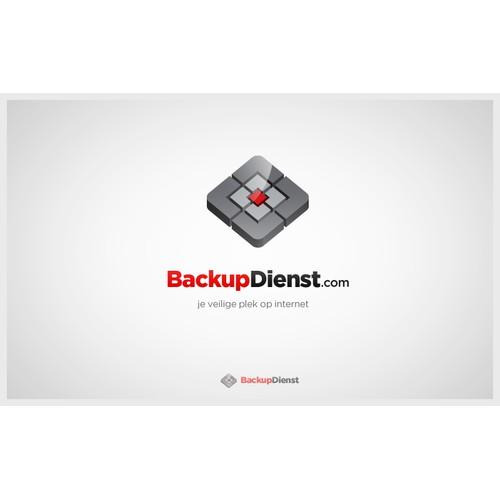 Online backup logo