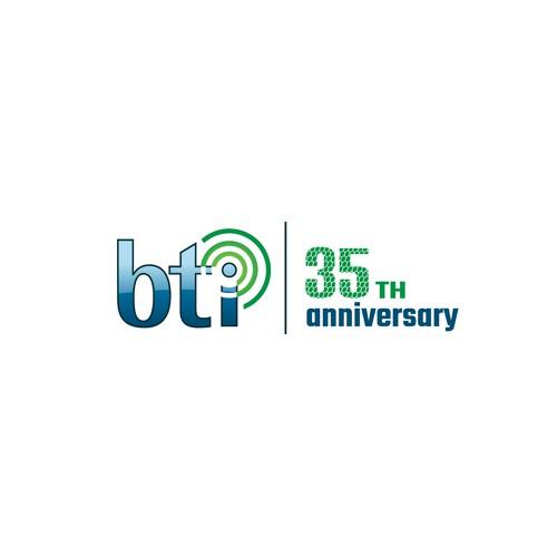 35th Anniversary concept for BTI