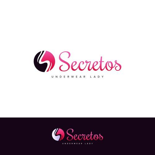 Logo for lady's clothing
