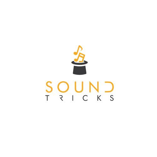 Music Related Company Logo Design