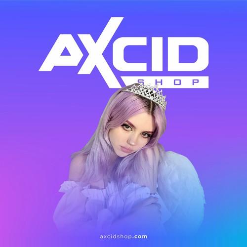 AXCID SHOP