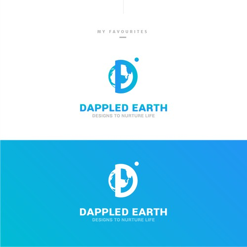 Logo Design for Dappled Earth