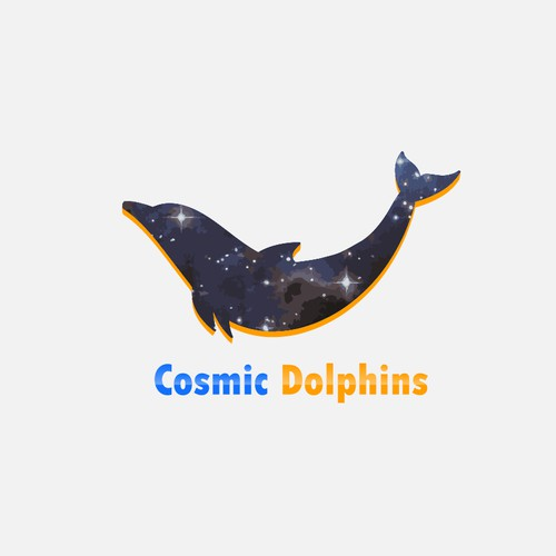 New logo wanted for Cosmic Dolphins