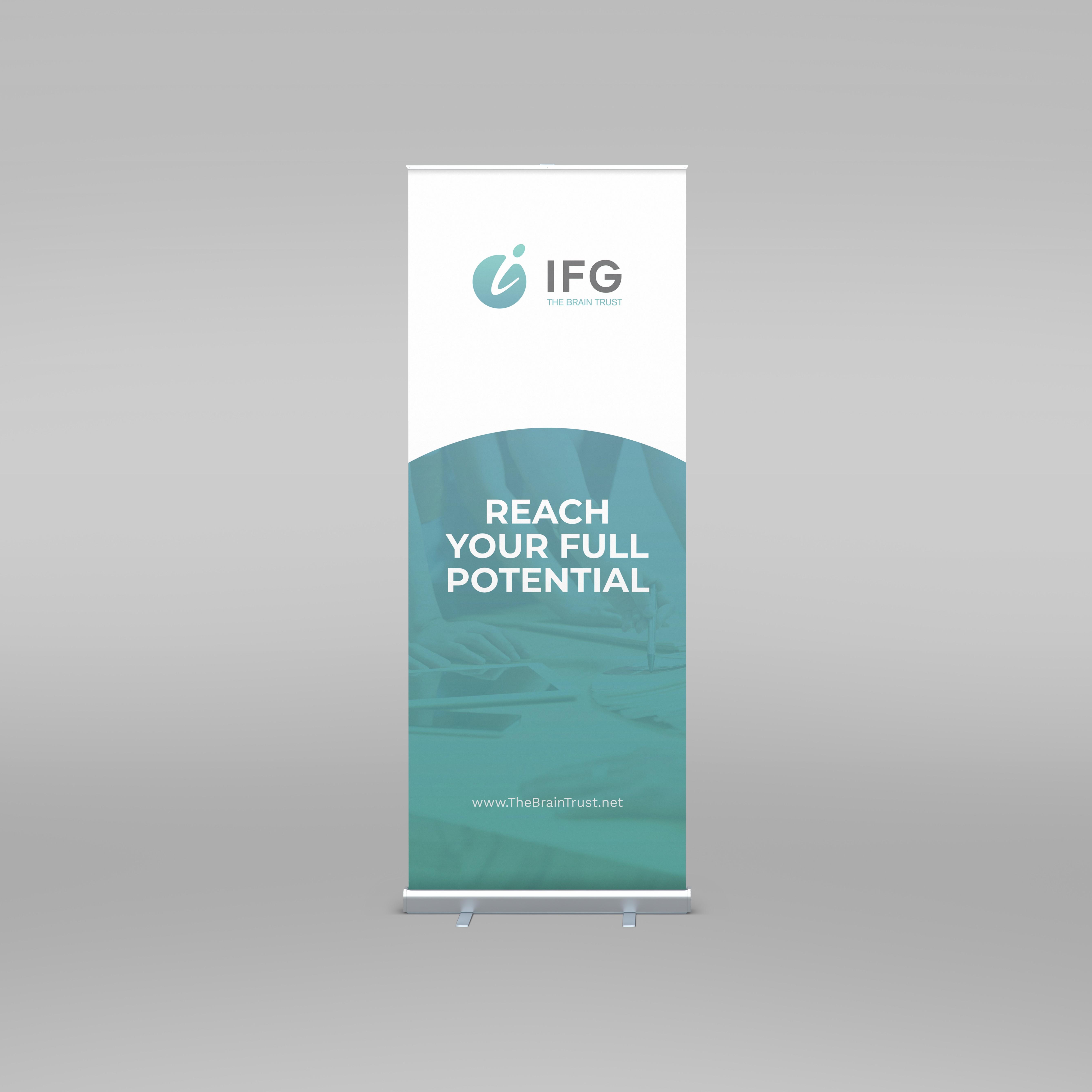 IFG Sign Design