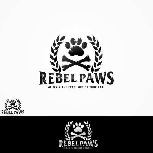 New logo wanted for Rebel Paws