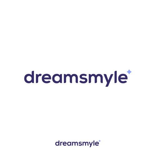 Dreamsmyle Logotype