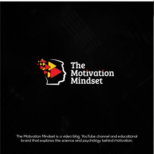 Logo concept for The Motivation Mindset