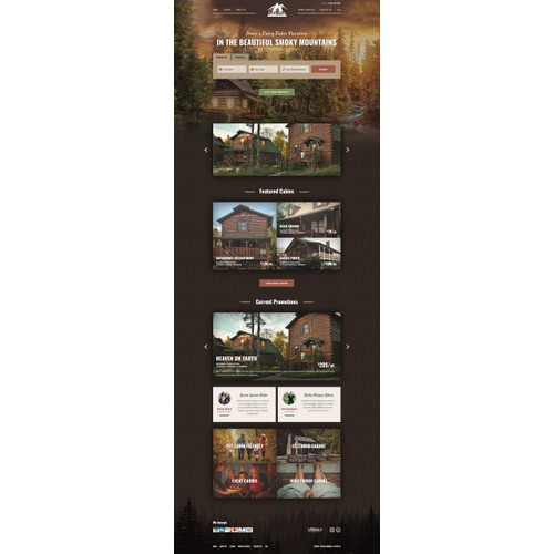 Cabin Pros - Luxury Cabin Rentals