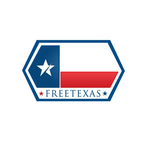 Create a winning design logo for FreeTexas