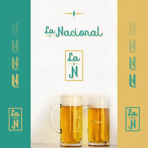 Winning Design for La Nacional Mexican Cantina