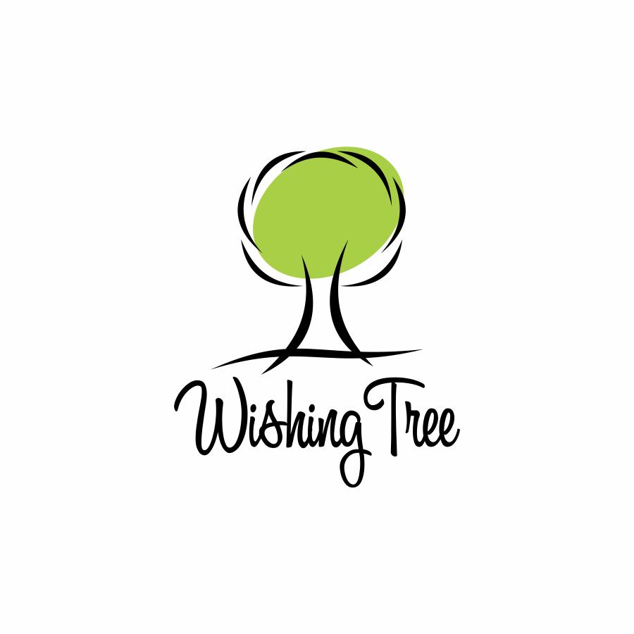 Create the next logo for Wishing Tree