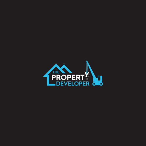 A Simple but Fun Logo for a Property Development Website/ Brand