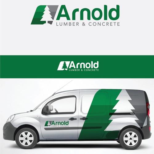 Logo and car sticker design