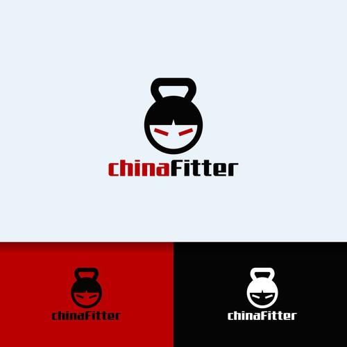 Challenging logo design for a fitness website