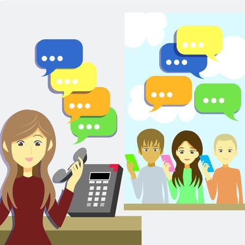 text message marketing illustration 2