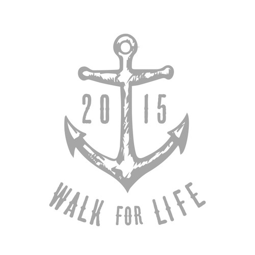 Walk for Life tshirt
