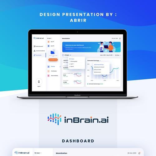 Analytics Dashboard For Tech Company