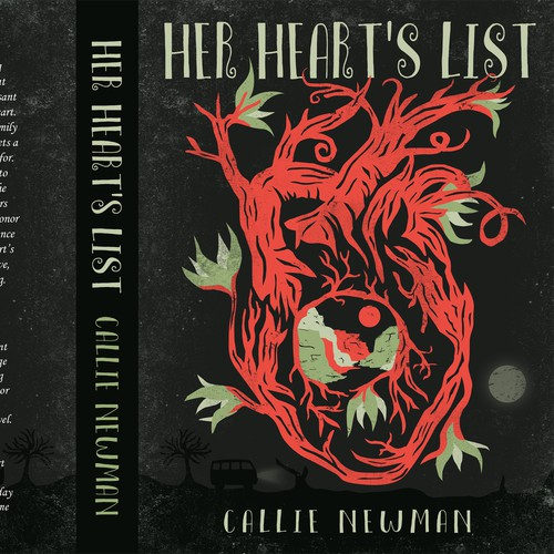 Book Cover for Her Heart's List