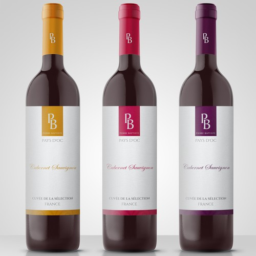 Pierre Baptiste Wine