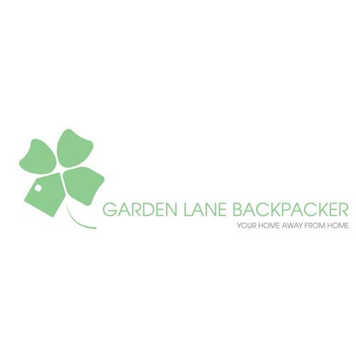 garden lane backpacker logo