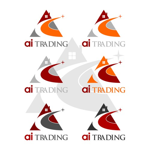 logo for ai trading