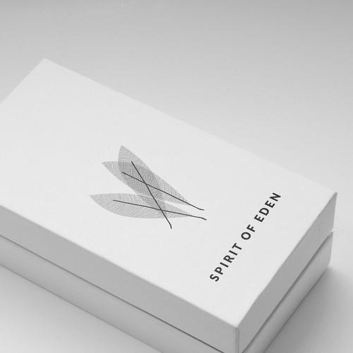 Logo for bohemian jewlery online store