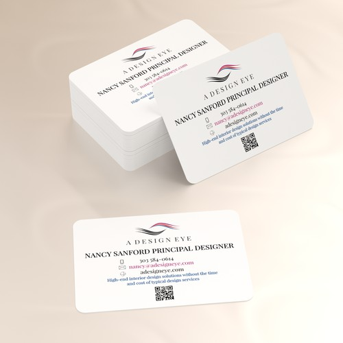 Company name cards