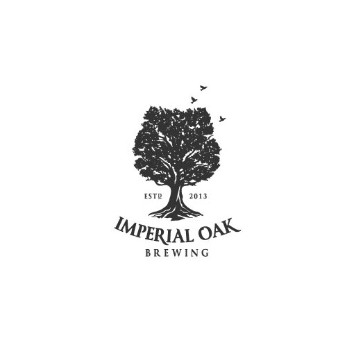 Imperial Oak Brewing Logo