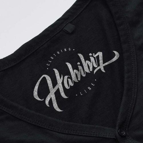Habibiz Logo design
