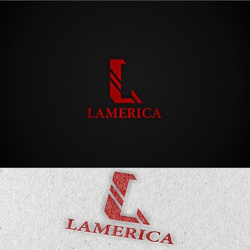 LOGO CONCEPT FOR LAMERICA
