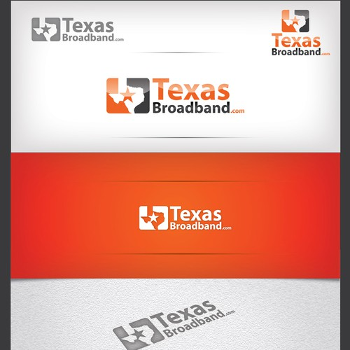Design logo for Texas Broadband