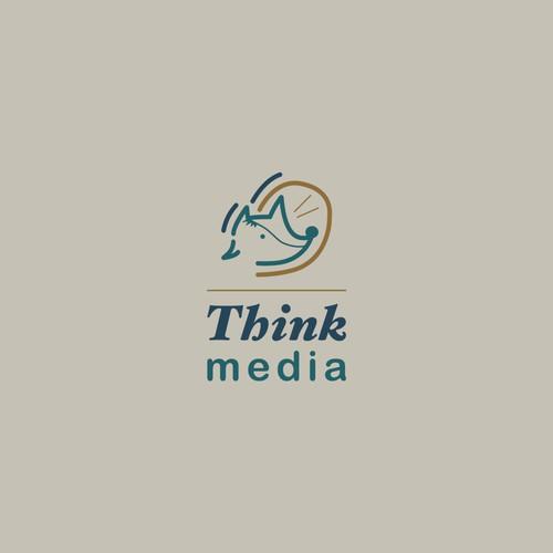 Logo for ad agency