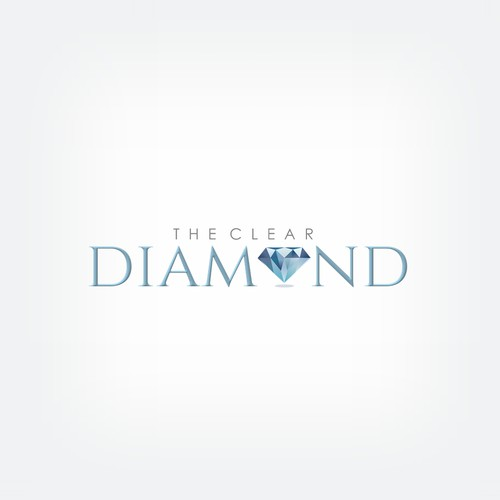 Logo for website that sells engagement rings and diamonds