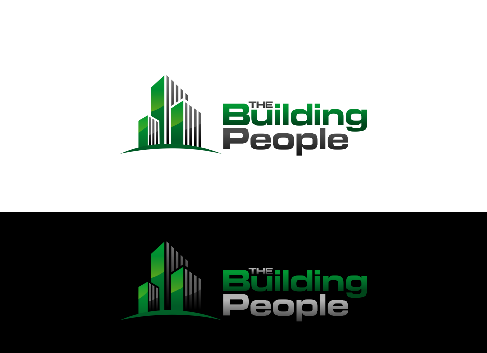 Create the next logo for The Building People, LLC