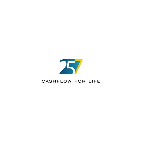 2-5-7 Logo