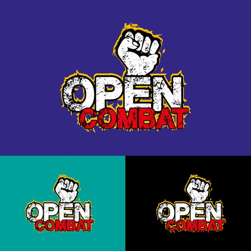OPENCOMBAT logo
