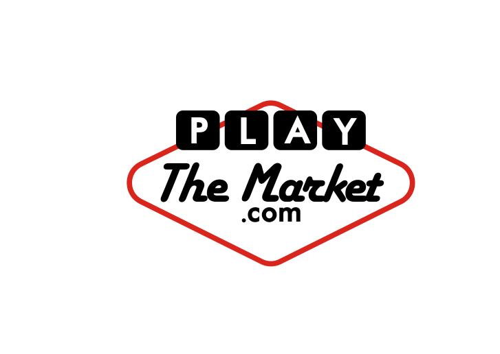 Create the next logo for PlayTheMarket.com