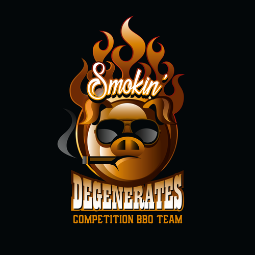 Smokin' Degenerates BBQ Team