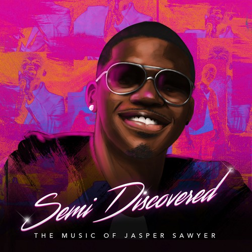 Jasper Sawyer Album Cover Design