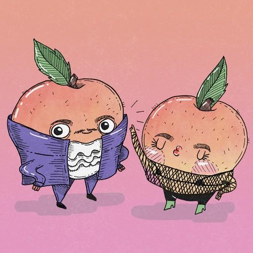 90's Peaches