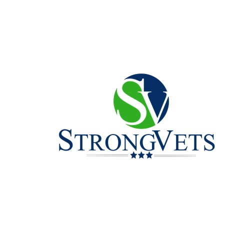 Strong Vets Logo