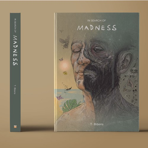Book Cover for In Search of Madness