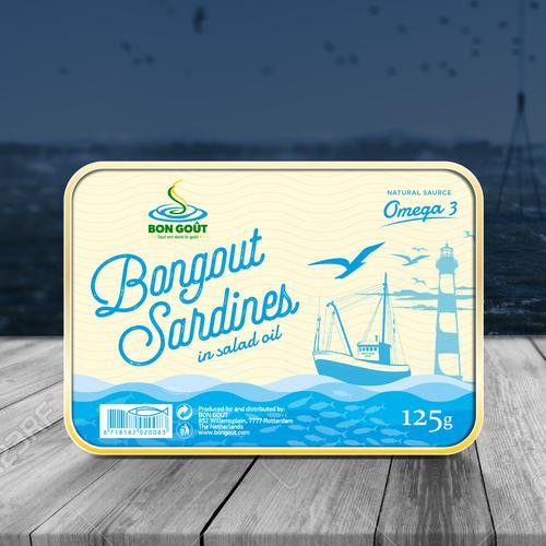 Bongout Sardines