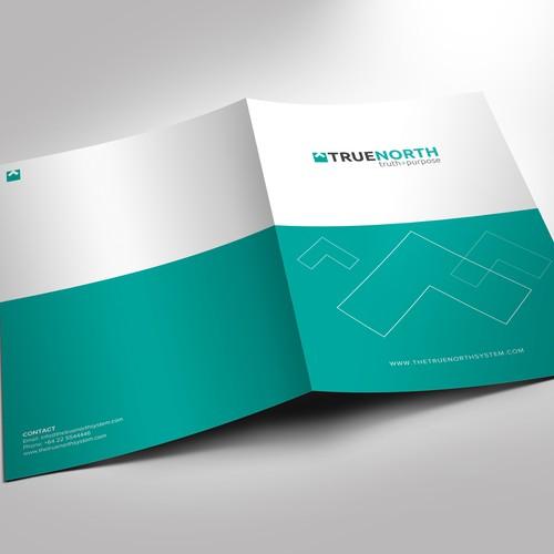 Presentation Folder for True North