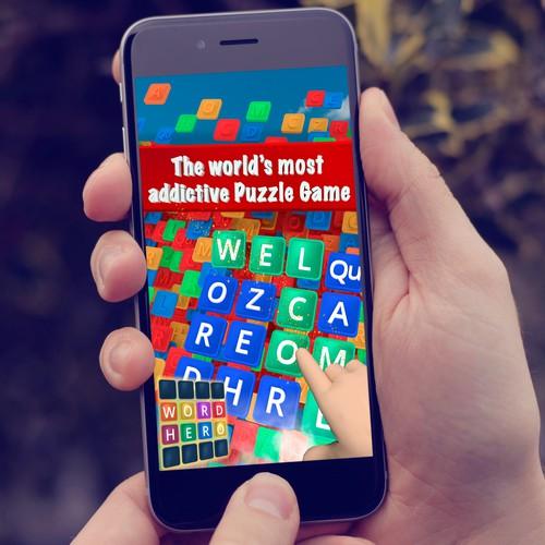 Word hero app 3d screenshot