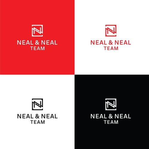 Neal & Neal Team Company Logo Design
