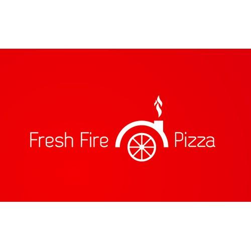 logo for Fresh Fire Pizza