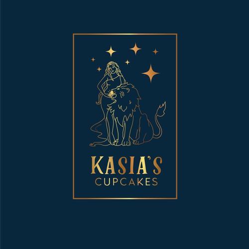 Magical Cupcake Logo
