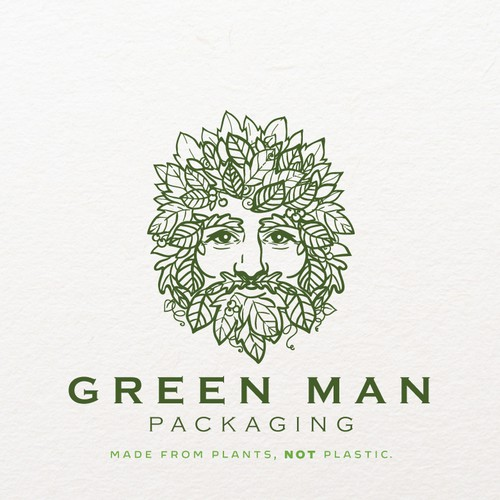Green Man Packaging