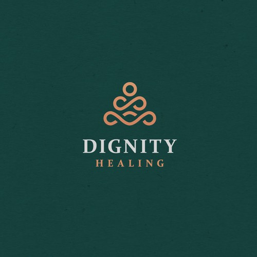 Logo design for a healthcare company